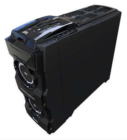 Корпус AXIOM Pro оснащён двумя фильтрами Cyclone (S-Filter)