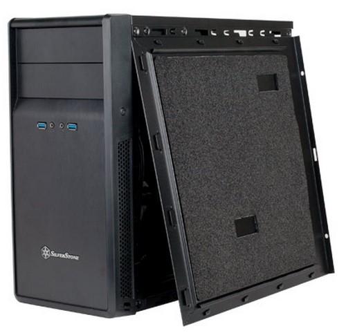 Данных о цене корпуса SilverStone Precision PS09 пока нет