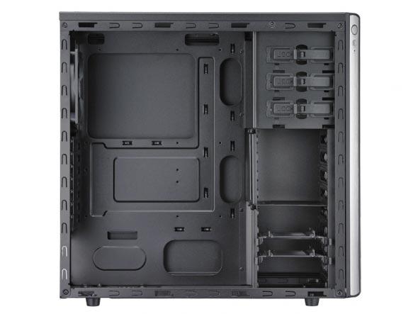 Корпус для ПК Cooler Master Centurion 6 вмещает до 12 накопителей