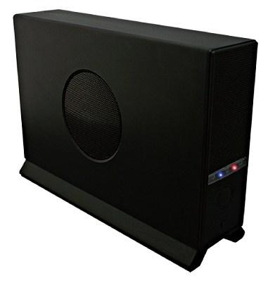 Интересной особенностью Easy Go MAL-3435SBKU3 является наличие вентилятора на боковой стенке