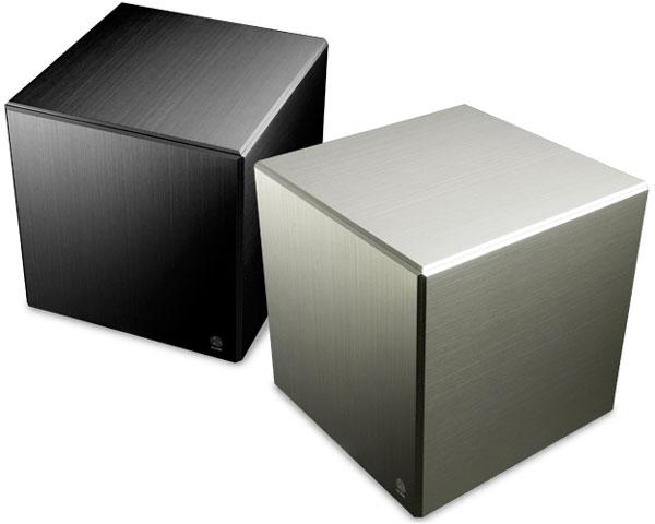 Корпус кубической формы Abee RC04 рассчитан на системные платы форм-фактора mini-ITX