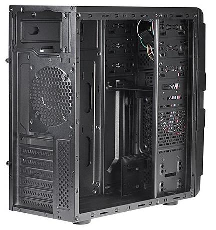 Корпуса Spire Ridge 6601 и Spire Ridge 6602 рассчитаны на установку системных плат формата ATX и microATX