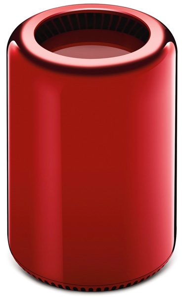 Mac Pro серии (PRODUCT) RED