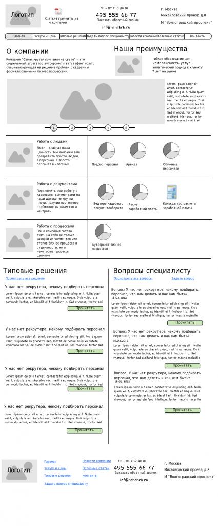 Краткая инструкция по работе с web дизайнером