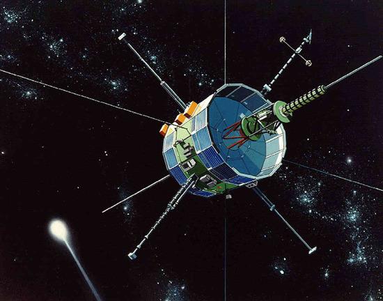 Краудфандинг как инструмент возвращения к жизни космического зонда ISEE 3