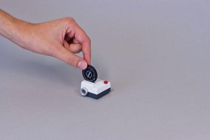 Крошечный аналоговый проектор для Instagram