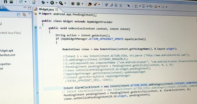 Курс программирования под Android для начинающих