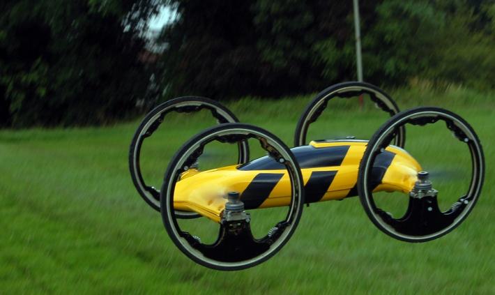 Квадрокоптер машинка на радиоуправлении получил достаточное финансирование на Kickstarter