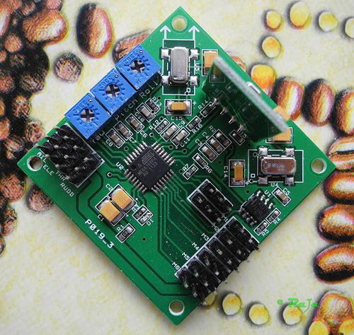 HobbyKing Multi-Rotor Control Board V2.1