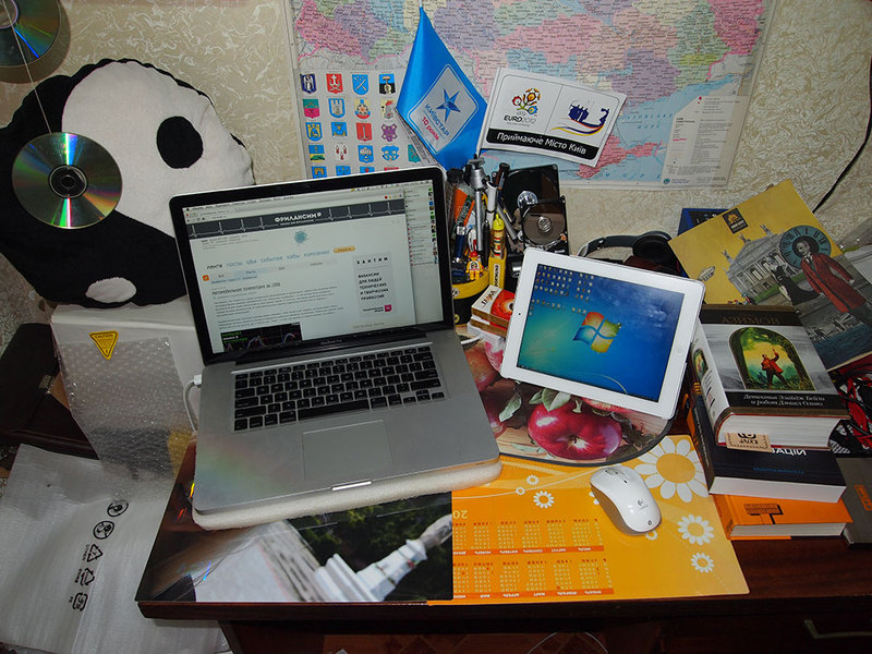 Как сделать свой планшет вторым монитором