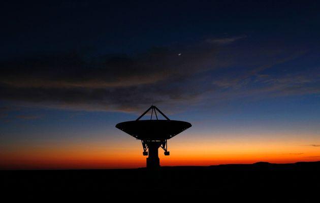 Ленточные накопители IBM проверят в радиотелескопе SKA