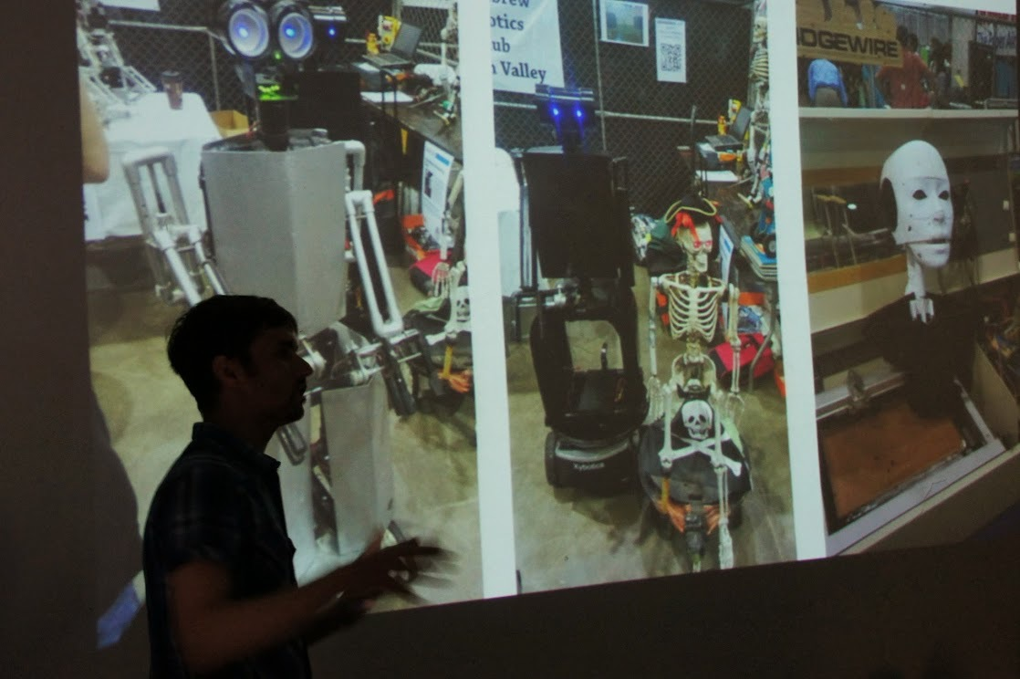 Летняя миниконференция по робототехнике в Екатеринбурге