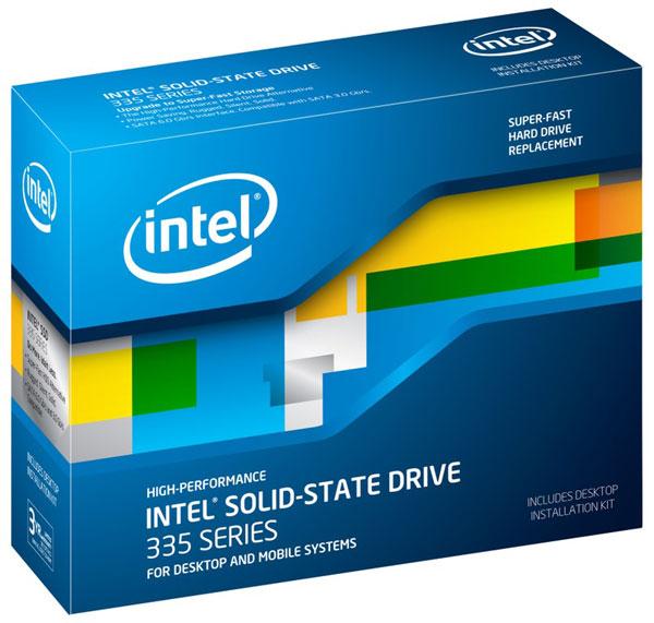Intel SSD 335 80 ГБ