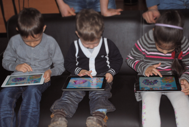 Маленькие гении: тестируем приложения вместе с детьми