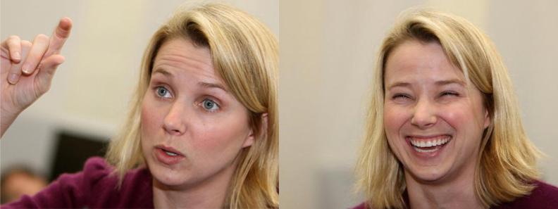 Марисса Майер динамит Microsoft с внедрением их поиска в Yahoo