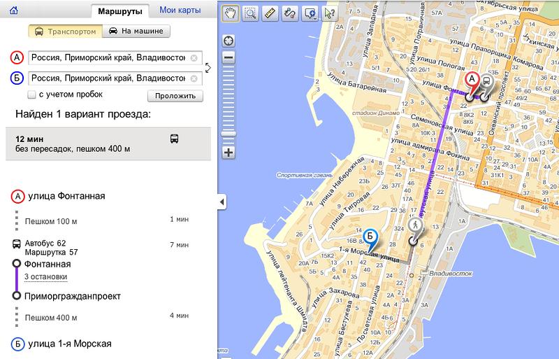 Маршруты ОТ – 8 новых городов и «пешеходное» обновление