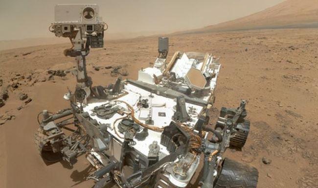 Марсоход Curiosity полностью восстановился после сбоя в электросистеме