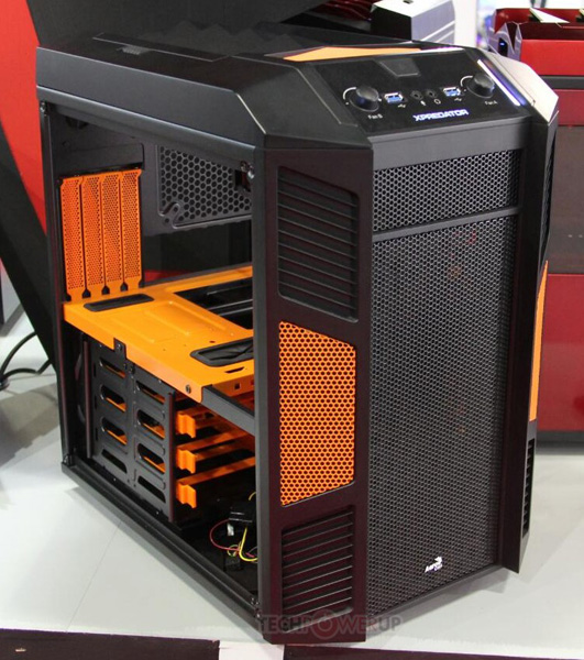 Aerocool Xpredator Cube