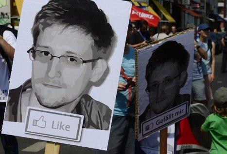 Международная популярность Сноудена — миф или реальность? Результаты глобального мониторинга социальных медиа