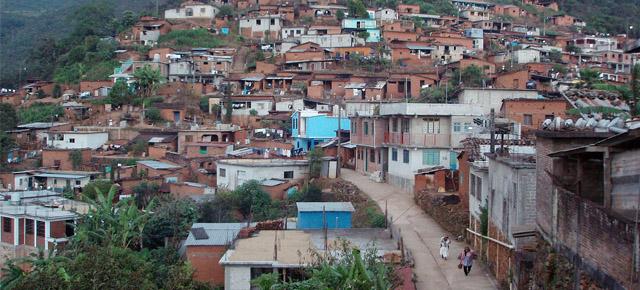 Мексиканский город поднял собственную сотовую сеть