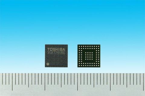 Микросхема Toshiba T358779XBG позволяет использовать HDMI для вывода видео на небольшие экраны