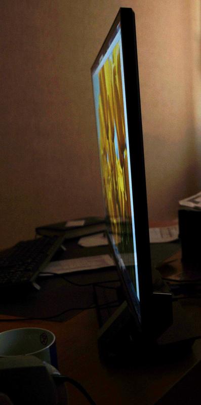 Мини обзор монитора Acer S275