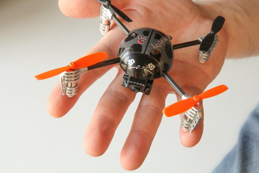 Видеокамера для квадрокоптера своими руками 11