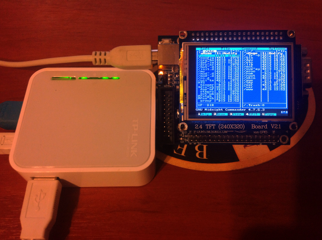 Миникомпьютер из роутера с OpenWRT: разрабатываем USB-видеокарту