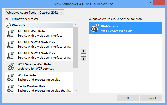 Мобильные сервисы, блобы и Windows 8. Храним данные в облаке