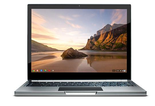 Начат прием предварительных заказов на Google Chromebook Pixel