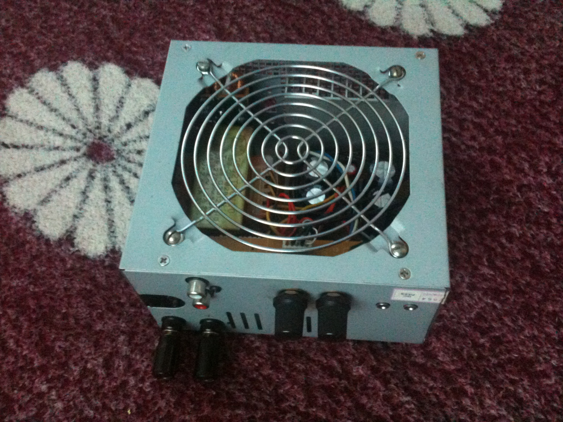 Модернизация китайской акустической системы F&D(SVEN) SPS 828