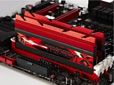 Модули памяти DDR3 G.Skill Trident X
