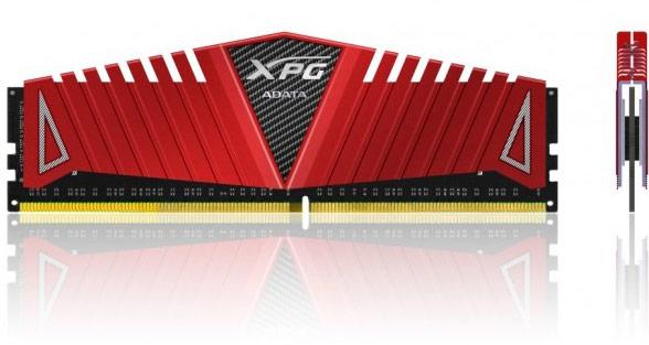 Модули Adata XPG Z1 рассчитаны на использование в ПК