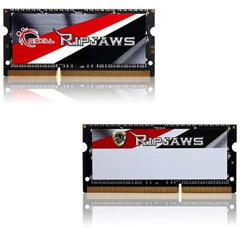 О цене модулей памяти G.Skill Ripjaws DDR3-1866 SO-DIMM производитель не сообщает
