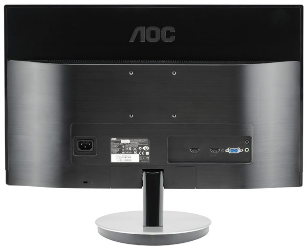 Монитор AOC d2769Vh в Европе стоит примерно 360 евро