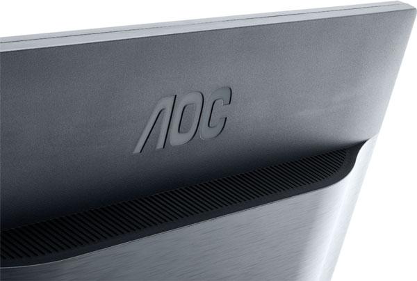 Монитор AOC g2460Pqu оснащен входами DisplayPort, HDMI, DVI-D и D-Sub