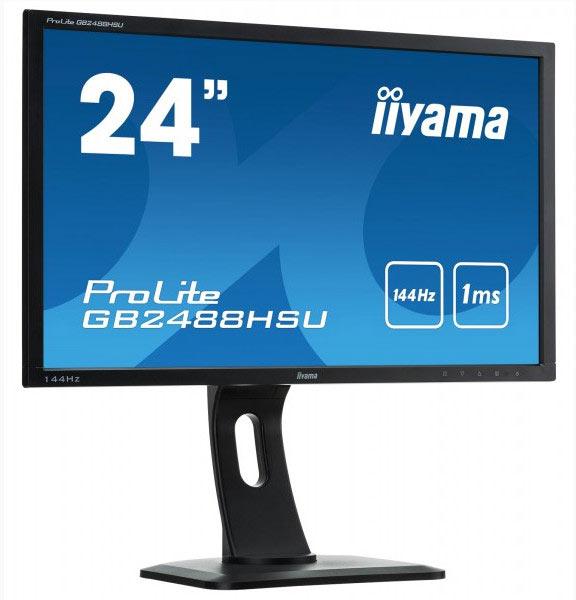 Продажи iiyama ProLite GB2488HSU в Европе начнутся 13 марта по цене 319 евро