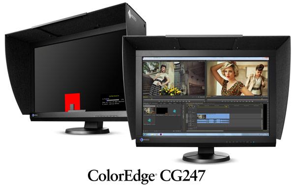 Для управления мониторами ColorEdge по сети EIZO представила компоненты ColorNavigator Network и ColorNavigator NX