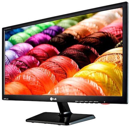 В мониторах серии LG IPS4 используются панели типа IPS
