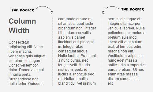 Мультиколоночность на CSS подробнее