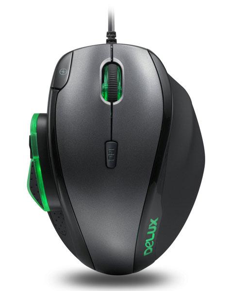 Мышь Delux DLM-720