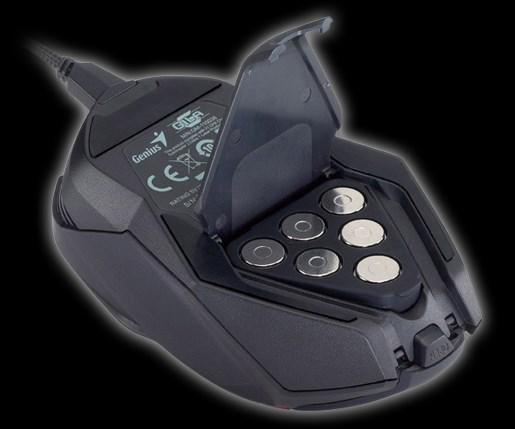 Мышь Genius Gila оснащена 12 кнопками и стоит $100