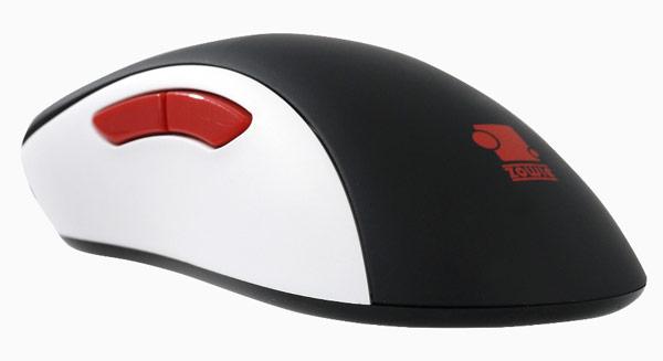 Важной отличительной чертой мыши Zowie Gear EC eVo CL является высокочувствительное колесико