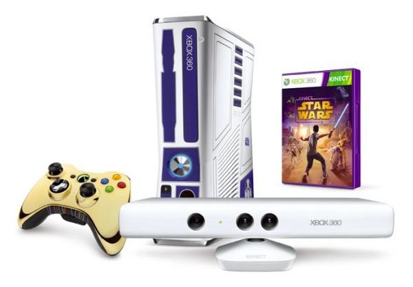 На 3 апреля намечен старт продаж Kinect Star Wars
