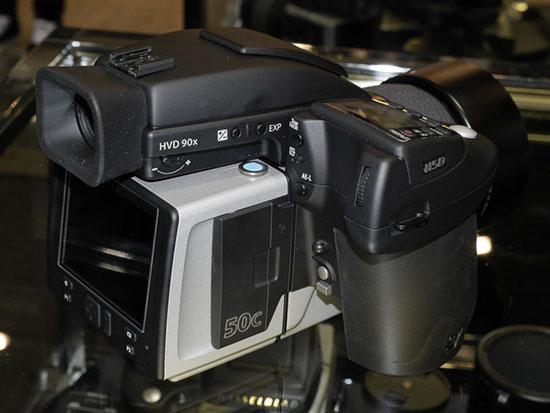 Информации о цене Hasselblad H5D-50c пока нет