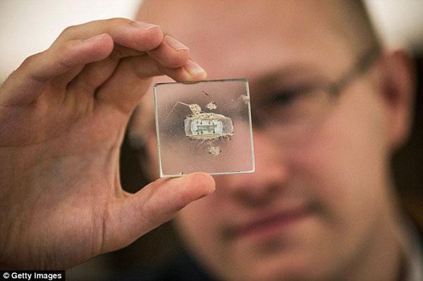 Владелец прототипа первой интегральной схемы рассчитывал получить за него 1-2 млн долларов