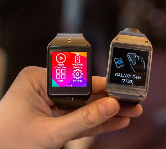 По имеющимся данным, Samsung разрабатывает две модели умных часов с Android Wear