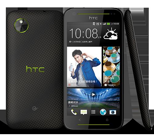 На китайском рынке вскоре появится смартфон HTC Desire 709d с SoC Snapdragon 200