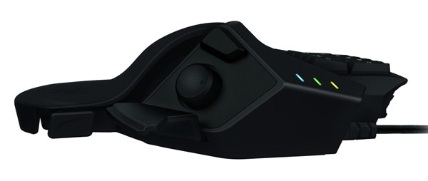 Цена клавиатуры Razer Tartarus — 80 долларов (в Европе — 80 евро)