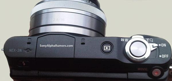 Беззеркальная камера Sony NEX-3N будет рассчитана на объективы с байонетом E-mount